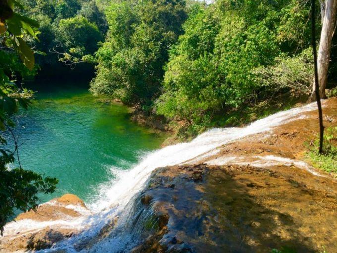 Serras da Bodoquena passeio de cachoeira