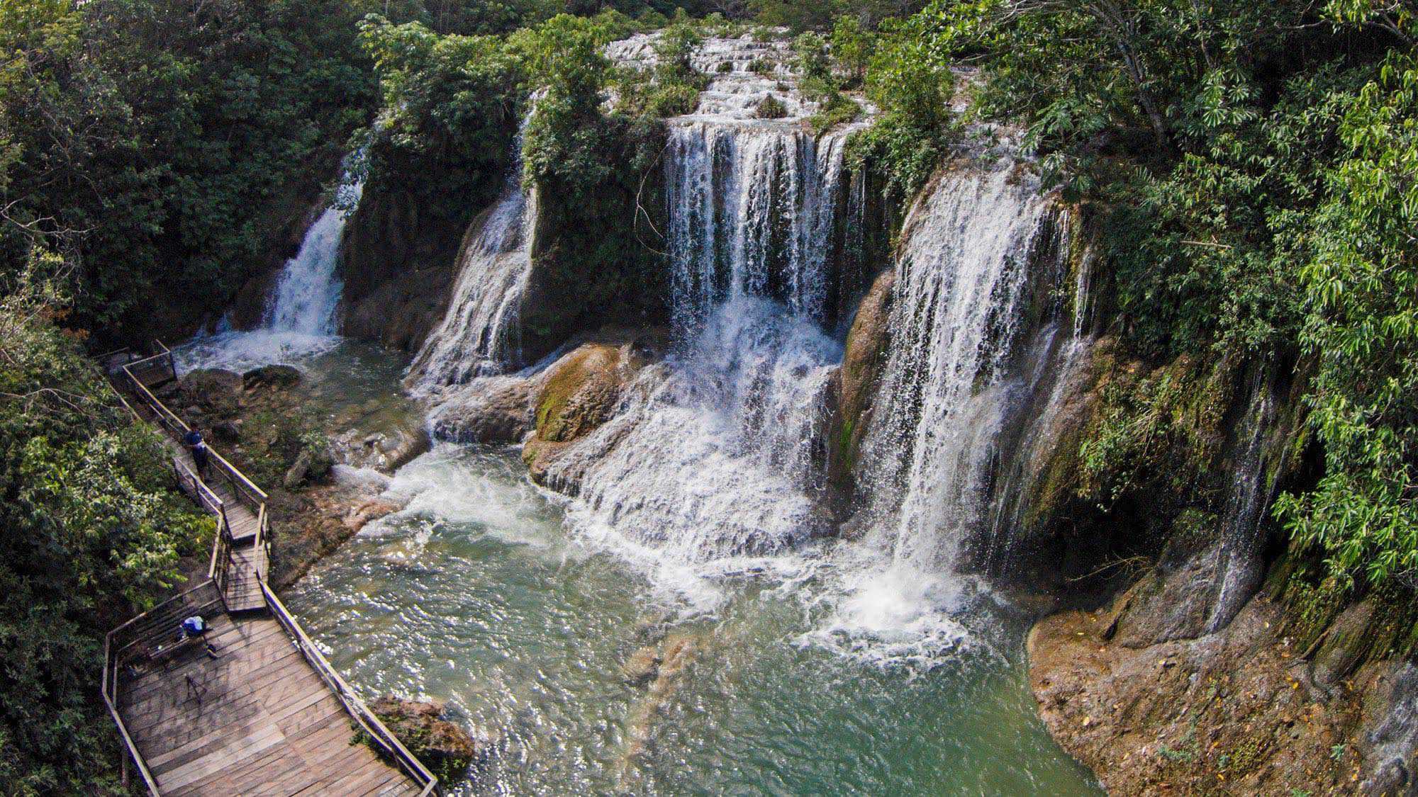 Cachoeira - Parque das Cachoeiras
