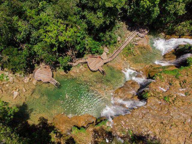 Vista Aéreas - Parque das Cachoeiras