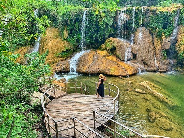 Observação - Parque das Cachoeiras