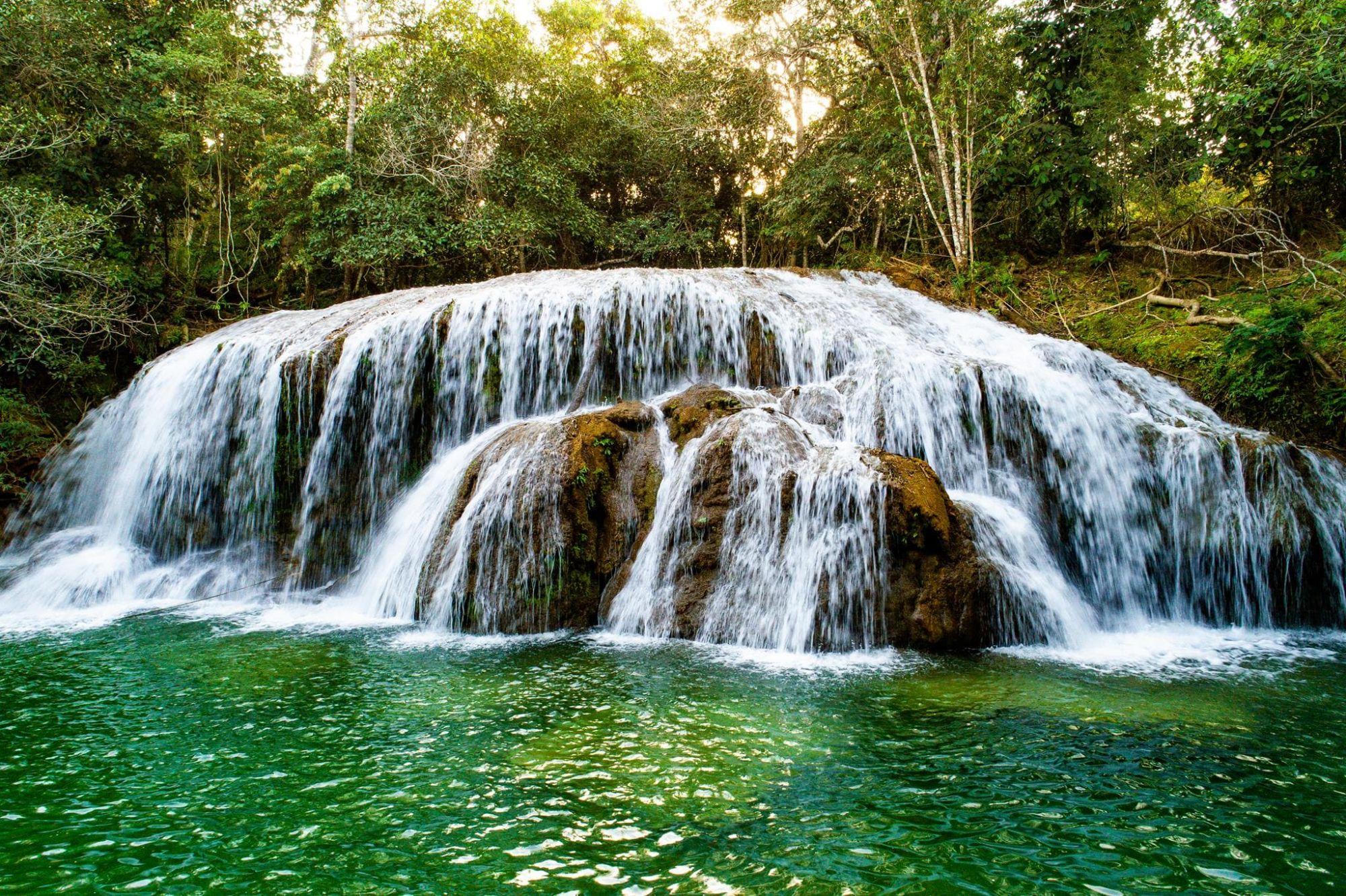 Cachoeira Estância Mimosa
