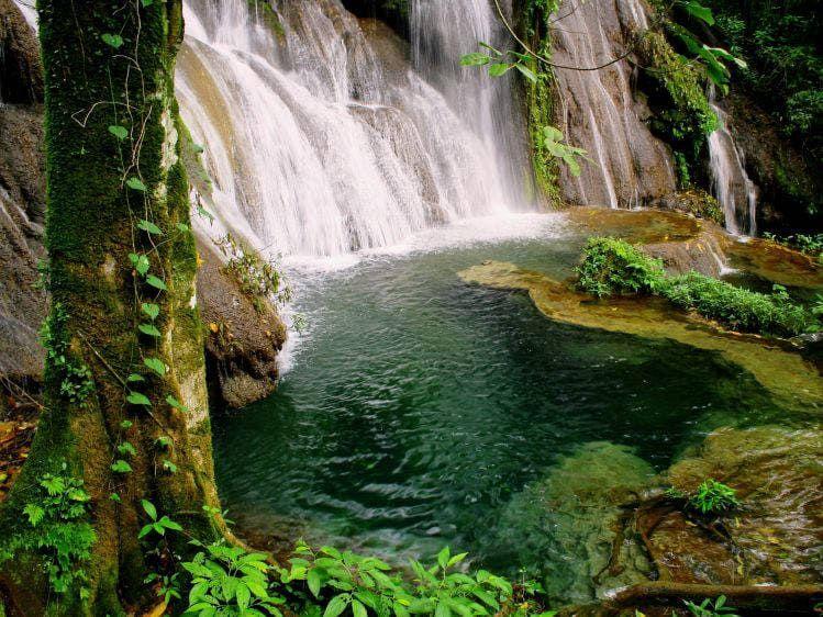 Cachoeira Fantasma Boca da Onça