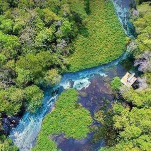 É verdade que Bonito tem Sucuri nos rios?