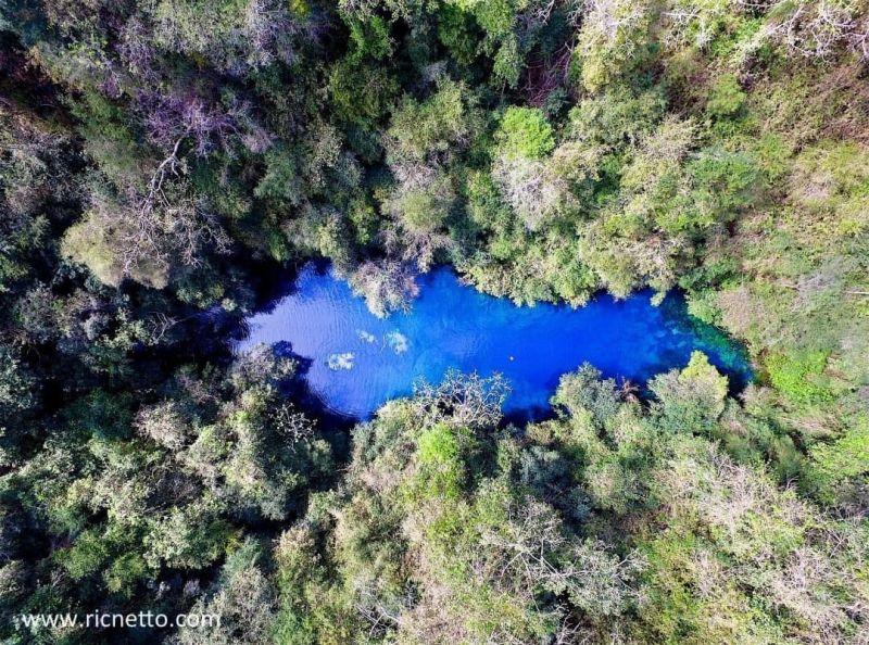 lagoa Misteriosa - Foto Ricnetto