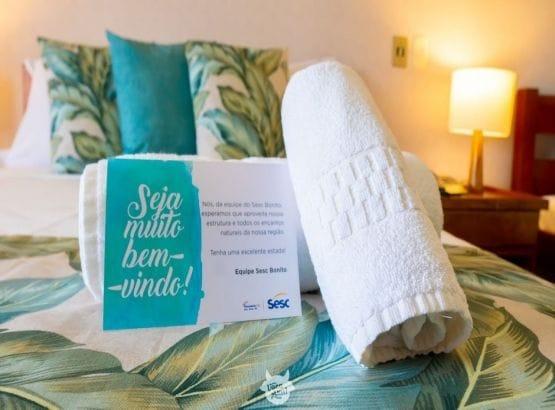 Hotel Sesc em Bonito MS/ Acqua Viagens