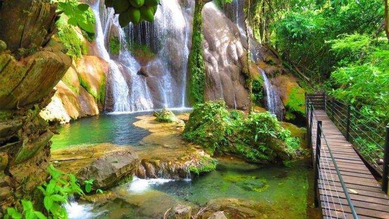 Boca da Onça - cachoeira em Bonito MS - 1- Acqua