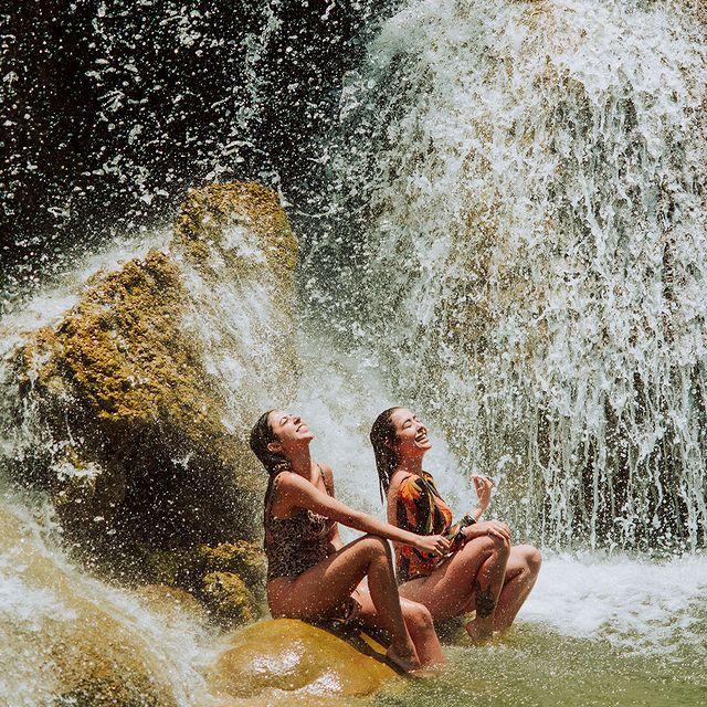 Foto Instagram Parque das Cachoeiras