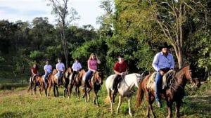 Cavalgada Parque Ecológico