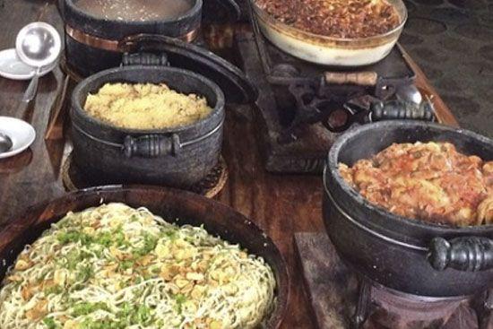 Ceita Core Almoço incluído na Fazenda Ceita Core Bonito MS