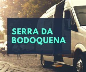 Bonito -->  Serra da Bodoquena